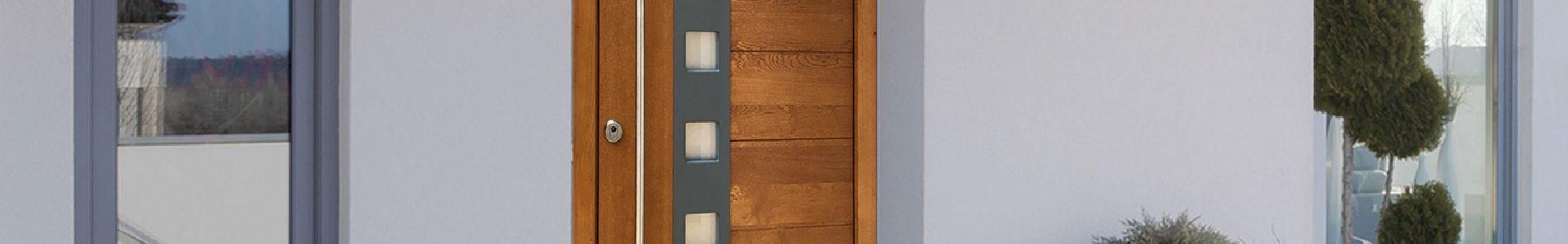 Haustürrohlinge vom Holzexperten