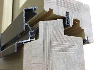 Fensterkantel für einbruchsichere Holzfenster