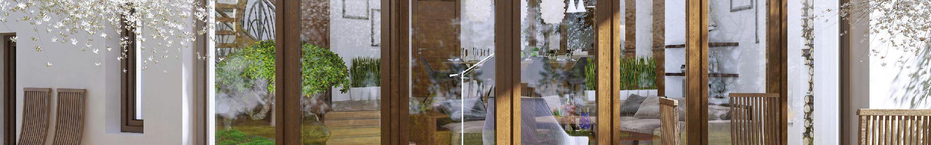 Dauerhafte Fensterkantel Dura Combi